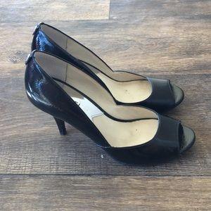 Michael kors black shoes